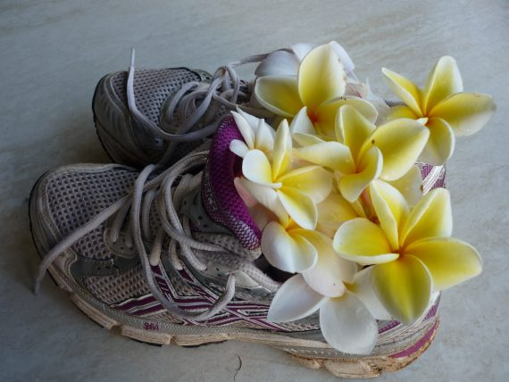 A Tropical Pilgrimage: the story behind the shoes